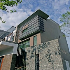 Haciendas de estilo  por 大桓設計顧問有限公司