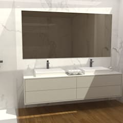 Bathroom by Casactiva Interiores, Modern