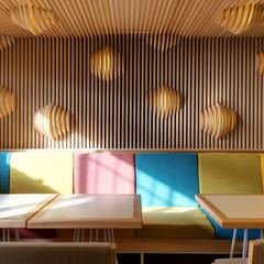 : Бары и клубы в . Автор – YUDIN Design