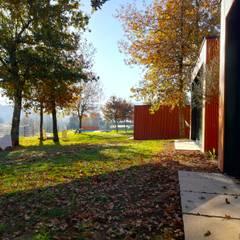 GomesAmorim Arquitetura:  tarz Kütük ev