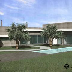 โดย ATELIER OPEN ® - Arquitetura e Engenharia คันทรี่ ไม้เอนจิเนียร์ Transparent