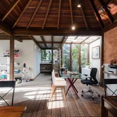 Study/office by Arquitetar Engenharia LTDA