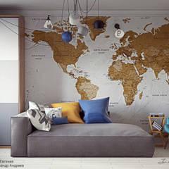 Habitaciones juveniles de estilo  por Iv-Eugenie