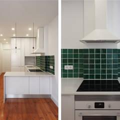 Small-kitchens by PortoHistórica Construções SA