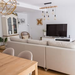Dining room by KELE voy a hacer, Scandinavian