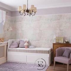 Детская для девочки.: Спальни для девочек в . Автор – Iv-Eugenie
