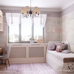 Baby room by IvE-Interior, Classic