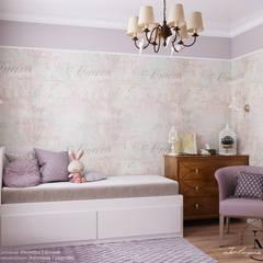 Phòng ngủ bé gái by Iv-Eugenie