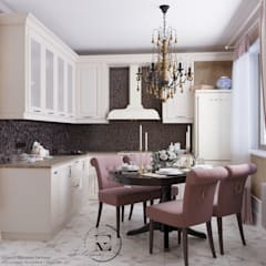 Built-in kitchens by IvE-Interior