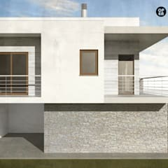 Prefabricated home by ATELIER OPEN ® - Arquitetura e Engenharia