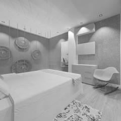 138 - Francisco Silván Arquitectura de Interior - Decoración : Casas pequeñas de estilo  de Arquitectura de Interior