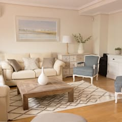 Living room by KELE voy a hacer,