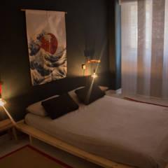 EL PISO DE DIEGO: Dormitorios de estilo  de KELE voy a hacer