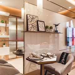 Suites Macao Modern hotels by Another Design International Modern