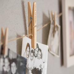 LA HABITACIÓN DE MARTA: Dormitorios de estilo  de KELE voy a hacer