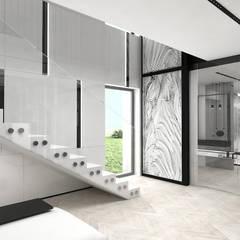 LITTLE BY LITTLE | I | Wnętrza domu: styl , w kategorii Schody zaprojektowany przez ARTDESIGN architektura wnętrz
