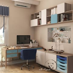 Nursery/kid's room by IvE-Interior