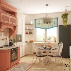 Small kitchens by IvE-Interior