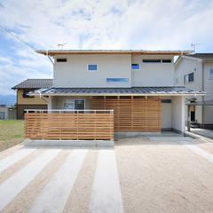 Дома на одну семью в . Автор – 空間工房株式会社
