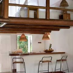 Pousada Cordeiro de Naná: Quartos  por Guetta & Niquet Arquitetura