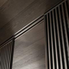 Раздвижные двери в . Автор – Noctum
