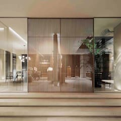 Sliding doors by Noctum, Asian