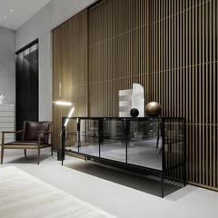 Puertas corredizas de estilo  por Noctum