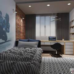 ห้องนอนเด็ก by Ri-Arte