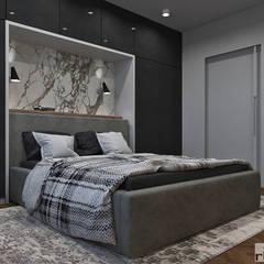 Интерьер спальни.: Спальни в . Автор – Ri-Arte