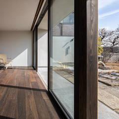 溫室 by 遠藤誠建築設計事務所(MAKOTO ENDO ARCHITECTS)