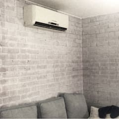 Decoración dormitorio niño - La Molina: Paredes de estilo  por Blow Deco Pics , Moderno