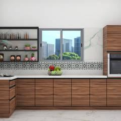 Kitchen units by MK designs