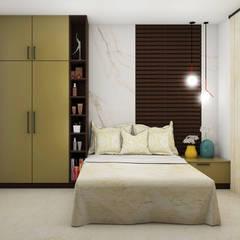 Mr. Aradhana:  Bathroom by MK designs