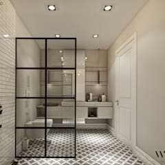 شرفة تنفيذ WALL INTERIOR DESIGN