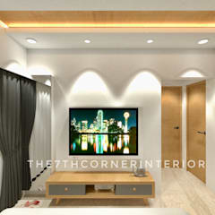 Sliding doors by The 7th Corner - Interior Designer