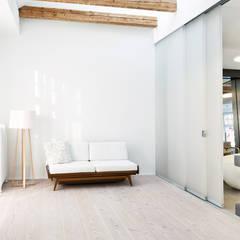 Puertas corredizas de estilo  por ASADA Schiebetüren und Möbel nach Maß - Ulrich Schablowsky, Moderno