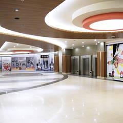 Aktif Mimarlık  – Malatyapark Alışveriş Merkezi:  tarz Alışveriş Merkezleri