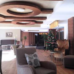 Aktif Mimarlık  – Mir Hotel:  tarz Oteller