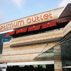 Aktif Mimarlık  – Optimum Alışveriş Merkezi - Adana:  tarz Alışveriş Merkezleri