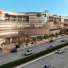 Shopping Centres by Aktif Mimarlık