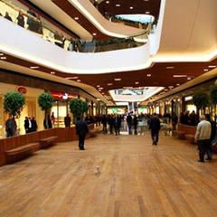 Aktif Mimarlık  – Piazza Avm:  tarz Alışveriş Merkezleri