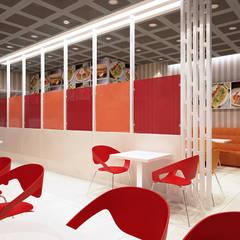 Aktif Mimarlık  – Şampiyon Kokoreç:  tarz Yeme & İçme