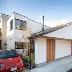 Rumah by 遠藤誠建築設計事務所(MAKOTO ENDO ARCHITECTS)