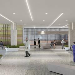 مستشفيات تنفيذ Aktif Mimarlık