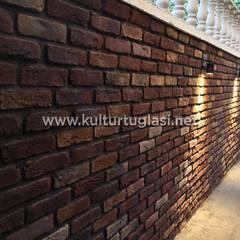 Kültür Tuğlası – Kültür Tuğlası:  tarz Duvarlar,