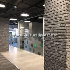 Walls by Kültür Tuğlası