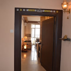 Inside doors by Neun designs Pvt.Ltd.