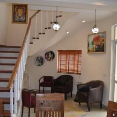 Stairs by Neun designs Pvt.Ltd.