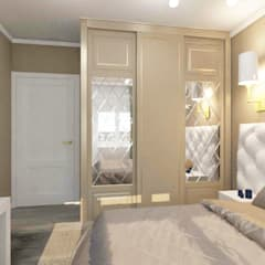 Small bedroom by lux.Plus