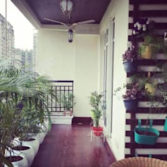 Central  Park:  Balcony by design foundation